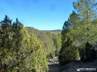 Rambla del Avellano-Arbeteta; puente de diciembre en madrid viajes para solteros jovenes ebro nacimi